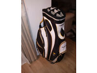Taylor Made RBZ stage 2 cart bag in new condition used twice still has labels on