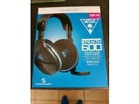 Turtle beach ear force stealth 600 brand new and sealed