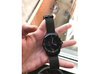 LG G Watch R. Android smartwatch