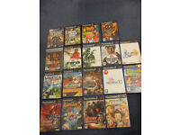 24 playstation 2 games for sale