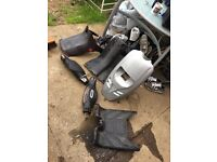 Gilera typhoon parts