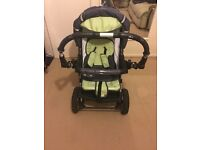Sport buggy, can be used from birth excellent condition