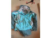 Aqua Ladies Ski Suit/Set - Trespass outdoors