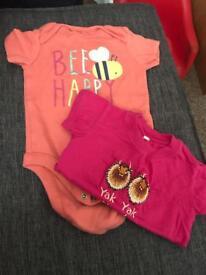 6-9months girls clothes Bundle