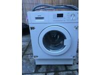Smeg washer dryer machine intergrated spares-or repair