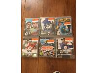 PS3 games / Wii game