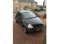 2003 ford ka 1.3 duratec moted' only 35k with private plate