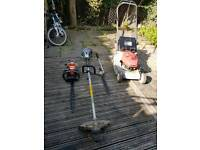 lawnmower strimmers