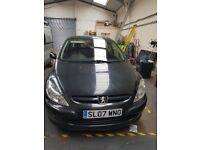 Peugeot 307 2007 1.4 head gaskett gone 450 ono