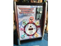Small machine arcade