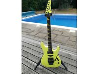 Ibanez FGM100 ( 91 - 1st Edition - Signed by Frank Gambale)