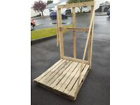 3 x pallets - free to collector