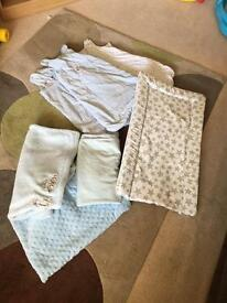 Bundle of baby items