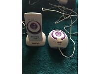 Mamia hush baby monitors