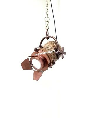 Collectible Natural Wooden Design Nautical Lamp Pendant/Ceiling Hanging Light