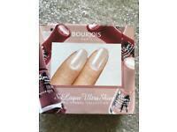 Gift pack of 3 Bourjois Paris ultra shine nail varnish