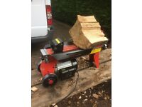 LOG SPLITTER FOR HIRE ONLY £ 20 A DAY