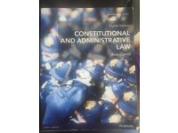 Public Law Book (Constitutional and Administrative Law).