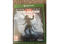 Rise of the tomb raider for Xbox one - NEW