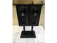 Mission 762i Great Loudspeakers-Made in England-SUPERB SOUND