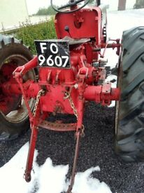 International tractor 250