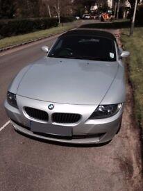BMW Z4 2.0l - Convertible Sports Car