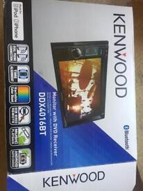 Kenwood DVD receiver