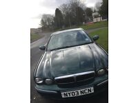 Jaguar x type for sale or swap for trailer tent mot til October