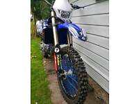 Yzf 450 road legal MINT!!! ( not ktm rmz crf exc wrf ) phone number in description