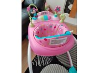 Minnie mouse baby walker mint condition