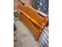 Pine 5ft Bed