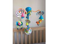 Tess Toys - Tiny Love Classic Mobile (Multi-Coloured) Bach/ Mozart Night Light & Remote £15 ONO