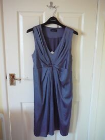 Blue Mamalicious Maternity Dress (like new!)