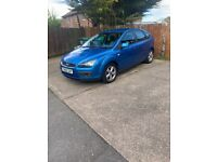 Ford, FOCUS, 2008, Manual, Reliable and long MOT