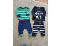 2 x baby outfits 3 - 6 Months