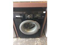 Siemens WM14S79BUK 8kg 1400 Spin Washing Machine in Black #3785
