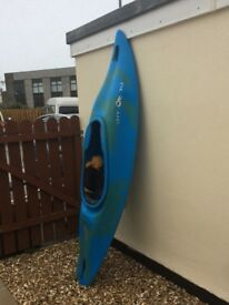 Plastic surf kayak for sale