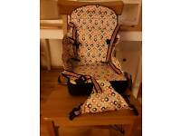 child seat / mobile high chair