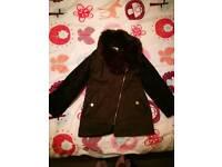 Girls River Island Coat 4-5