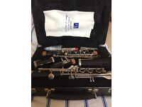 Bundy beginners clarinet