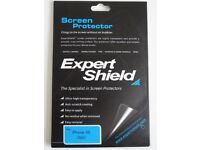 Set of two Expert Shield iPhone 4S screen protectors