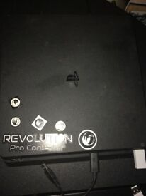 Ps4 Slim with 26 games all Digital + Nacon Revolution controller (can swap for a xbox)