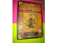 Sharpe The Collectors Edition DVD Box Set {15 discs} + Extra's