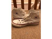 Converse boot trainers size 4