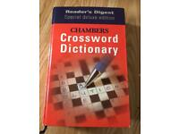 Large crossword dictionary
