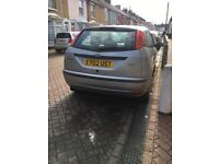 Ford Focus 1.6 silver edition