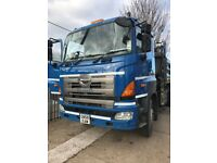 HINO 700 Series Grab Lorry / Tipper For Sale
