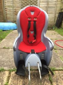 Cycle kid seat
