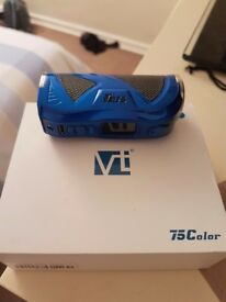 Hcigar VT75 Colour Blue