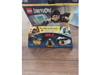 Lego dimensions M:I mission impossible level pack